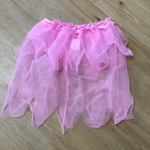 Other - Pink dress up tutu size 4-6x.